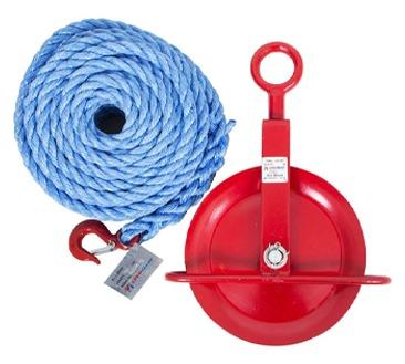 Rope Pulleys / Gin Wheel