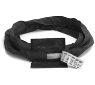 Steel Core Black Roundsling