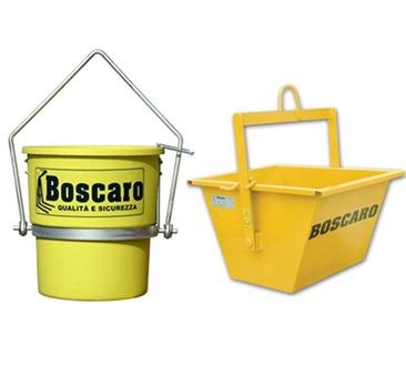 Hoist Tipping Buckets