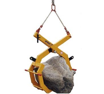 Concrete & Boulder Grabs