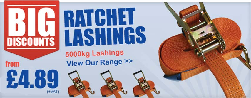 Ratchet Lashings