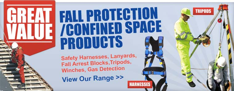Fall Protection/ Confined space products
