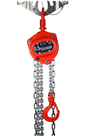 Elephant Chain Block Hoist 500 kg, 3mtr to 30mtrs