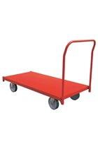 1850kg Heavy Duty Steel Platform Truck 1524x762mm