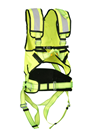 P50 Multi Purpose Safety Harness + High Viz (Yellow)