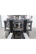 Load protection shock absorber for Fork Truck Forks