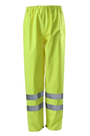 Hi-Viz Yellow Over Trousers Available in M, L, or XL