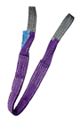 1Tonne Webbing Sling Lengths from 1mtr to 10mtr EWL Available