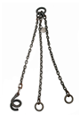 Wheelbarrow Lifting Chains