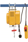 Electric Wire Rope Hoist 150kg, 240volt x 12mtr HOL