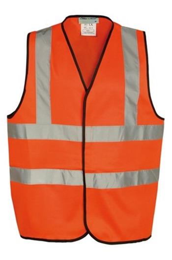 Orange Hi Viz Waist Coat