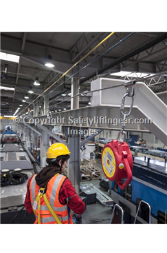 Permanent Horizontal Safety Line System - Duo
