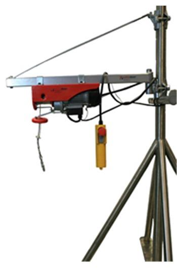 Hoist Frame to suit YT Wire Rope Hoist