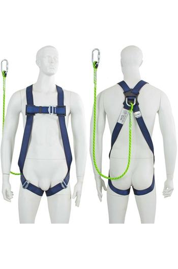 Safety Harness Kit For Access Platform / Cherry Picker Budget Restraint