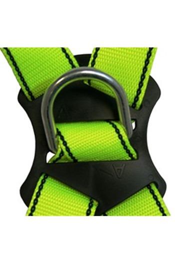 P50 Multi Purpose Safety Harness + High Viz (Yellow)