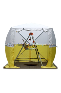 Protective Tent for Tripod & Winch