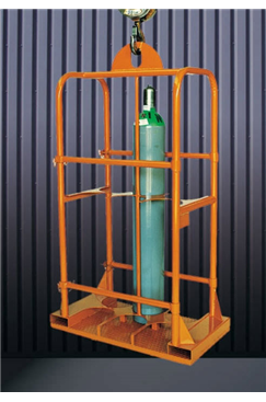 Gas Bottle Carrying Cage - 6x small