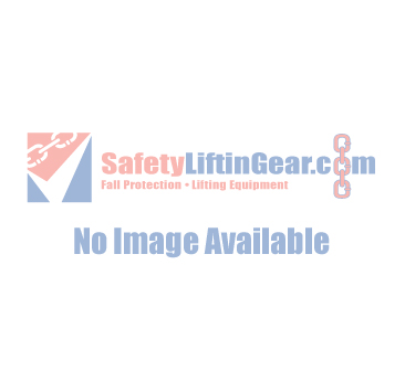 Safety Fall Arrest Harness Rear Dorsal Attachment