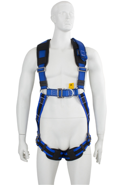 G-Force P34EL 2-point Harness Elasticated Legs