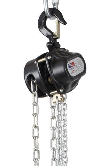 Liftingear 250 Kg Chainblock 3mtr