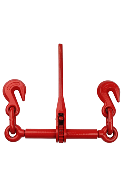 8000kg M.B.S Ratchet Loadbinder Set with Grab Hooks