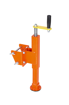 Set of 4x Parking Jacks to suit Aluminium Gantry