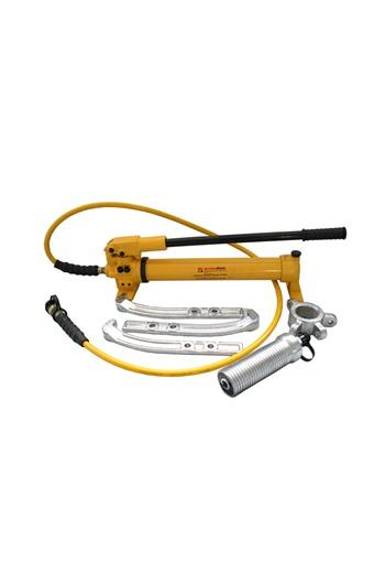 Hydraulic Puller Kit 20 tonne c/w Hand Pump