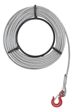 5400 Kg Winch Rope 20mtr