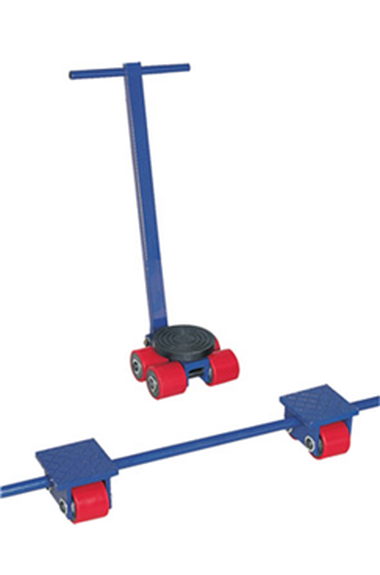 Machine Moving Skate set 8 tonne