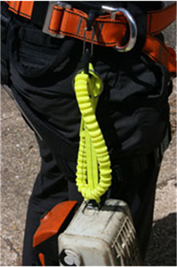 Tool Lanyard Elasticated, for Power tools , WLL 50kg AY053