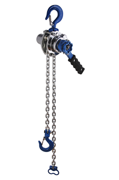 250kg x 1.5mtr Light & Compact Lever Hoist