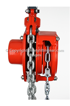 Elephant Chain Block Hoist 5 tonne, 3mtr to 30mtrs