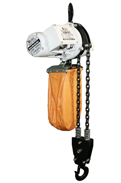Electric hoist  1 tonne, 110 volt