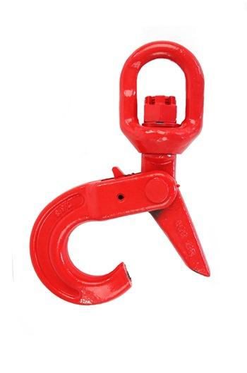 G80 Swivel Self Locking Hook