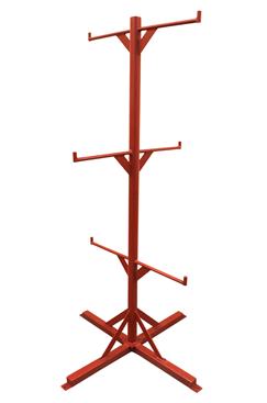 Storage Tree for Lifting Equipment