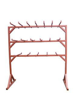 Storage Rack for Lifting Equipment