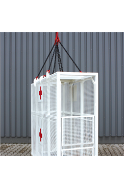 2 Man Stretcher Cage