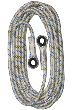 Guided Fall Arrester  c/w Kermantle Rope