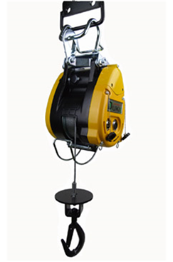 Wire Rope Hoist, WLL 500KG, 240 Volt, 40mtr