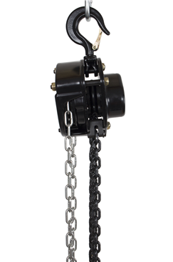 Chain Block Hoist 1 tonne 3m - 30m,