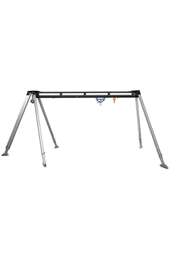 Multi-Purpose Tripod & Gantry for confined space entry,rescue and lifting.