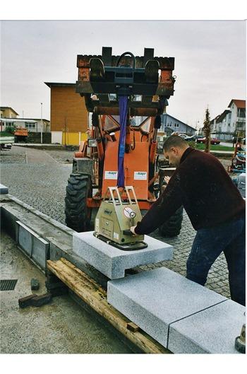 SM-400 400kg Vacuum Slab Lifter