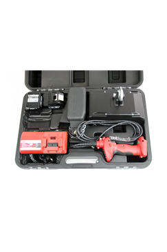 Battery Powered Electric Chain Hoist, 250 KG, Lift 3mtr to 10mtr