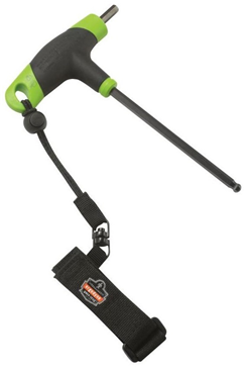 SQUIDS 3115 Adjustable Swivel Wrist Tool Lanyard