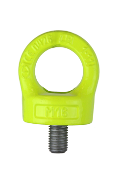 Fall Arrest Eyebolt, Available in Either M12 or M16