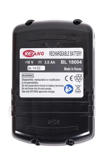 Rechargeable Battery  for Duke DCW-250 Winch / Hoist.