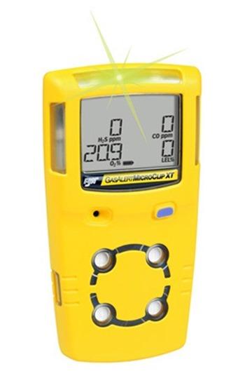 Four Gas Detector
