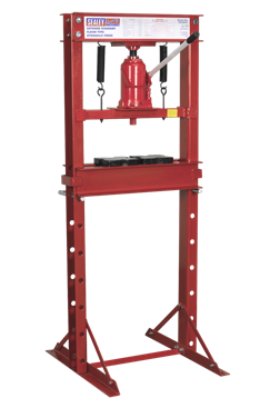 Hydraulic Press 20tonne Economy Floor Type