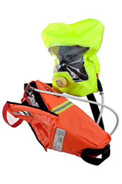 Confined Space Rescue Kit c/w Fall Arrest  / Retrieval Winch,Gas Detector, Breathing Apparatus.