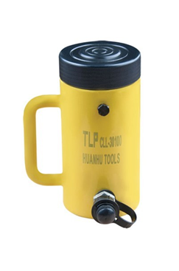 30 tonne 100mm stroke Hydraulic Lock Nut Cylinder
